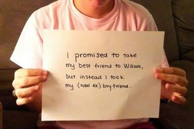 10 Hilarious Pictures of Roommate Shaming   Strange days indeed...   Scoop.it