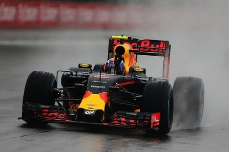 Mercedes boss says Verstappen's Brazil F1 drive 'redefined physics' | F 1 | Scoop.it