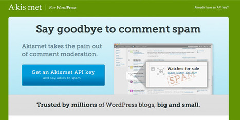 5 Essential WordPress Plugins For Comments | Aplicaciones y Herramientas . Software de Diseño | Scoop.it