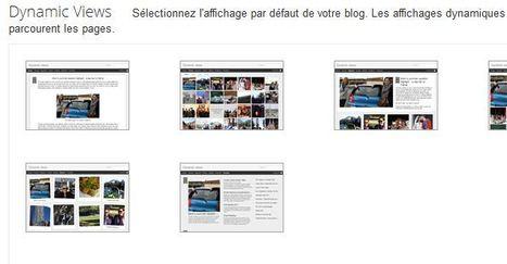 Dynamic Views : nouveaux thèmes pour Blogger   SocialWebBusiness   Scoop.it