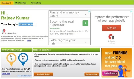 Play Fun Games and Get Free Mobile Recharge | Scoop it