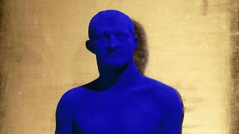 Yves Klein: The man who invented a colour | Contemporary fiction | Scoop.it