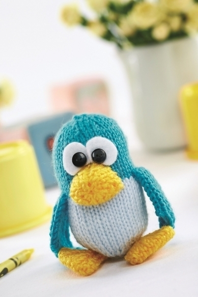 Kevin The Penguin Free Knitting Patterns Ki