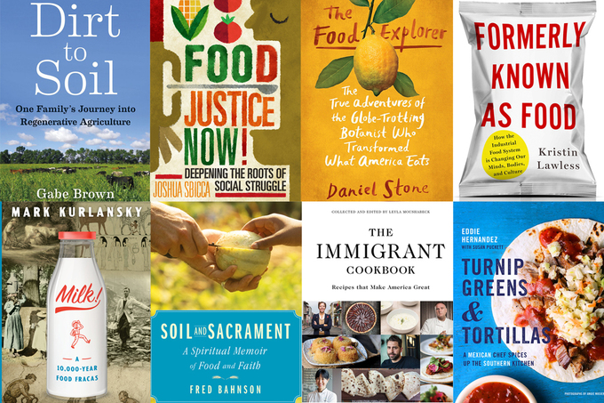 22 Noteworthy Food and Farming Books for Summer Reading—and Beyond