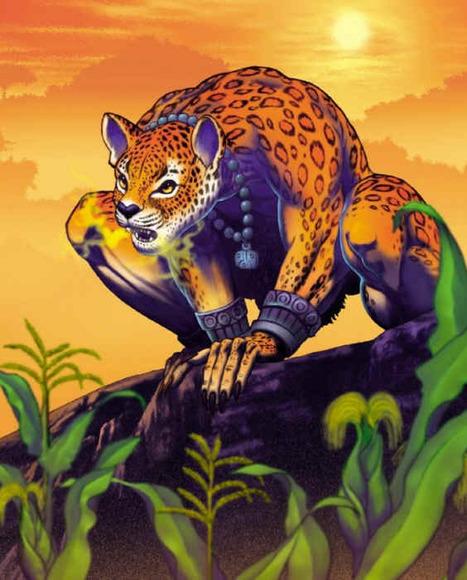 Jaguar man, Werejaguar   They were here and might return   Scoop.it
