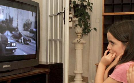Télévision: faut-il déconseiller les JT aux enfants?   Educommunication   Scoop.it