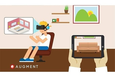 Augment: Enterprise Augmented Reality Platform | Augmented Reality & VR Tools and News | Scoop.it