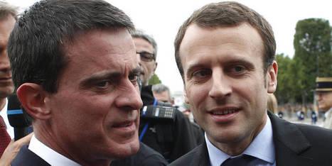La réaction piquante de Valls à la candidature de Macron | Actualités & Infos (Médias) | Scoop.it