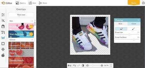 How To Remove Image Backgrounds Without Photoshop | Web 2.0 en educación - UNET | Scoop.it