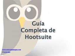 Guía de Hootsuite | Soraya Paniagua Ⓢ | Redes sociales en Educación | Scoop.it