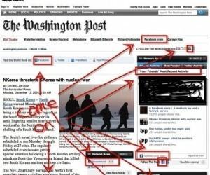 Le Washington Post a découvert les réseaux sociaux | Mais n'importe quoi ! | Scoop.it