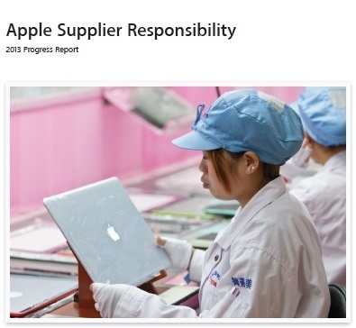 Apple says child labour found at suppliers [China] | Sustainable Procurement News | Scoop.it