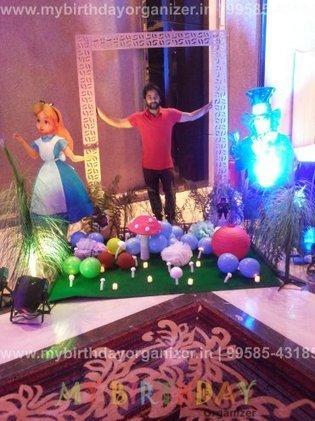 Best Balloon Decoration In West Delhi Noida Gur