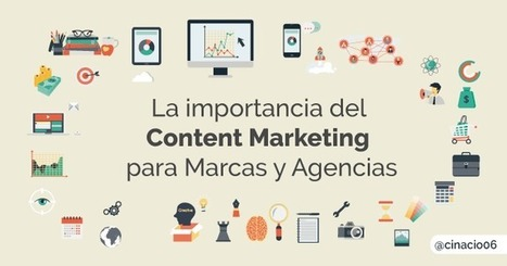 Ventajas de las plataformas de Content Marketing para Marcas y Agencias | cinacio06 | Scoop.it