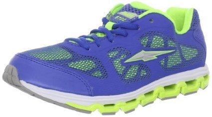 reputable site 15aaa 3043d AVIA Women s CC Tech Running Shoe,Medium Blue Yellow,8 M US