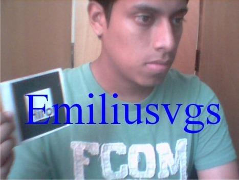 Realidad aumentada con javascript - Emiliusvgs | AR-nology | Scoop.it