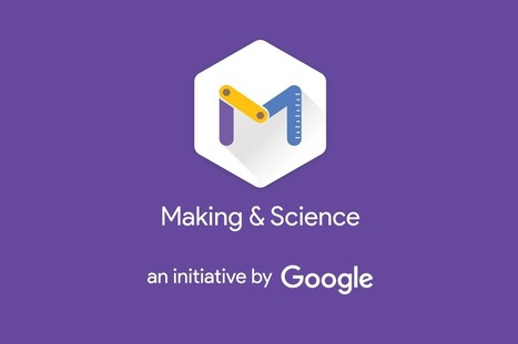 Making & Science | Mobile learning and app design for educators | Scoop.it