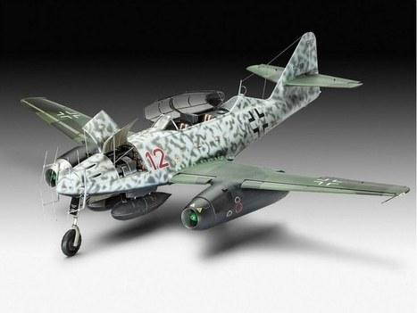 Messerschmitt Me262 B-1 / U1 Nightfighter | Military Miniatures H.Q. | Scoop.it