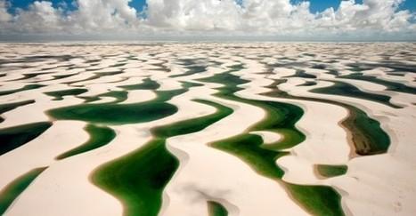 Obrazom: 10 nezvyčajných prírodných divov sveta | Milujem prírodu | Scoop.it