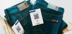 Un magasin de jeans utilise les QR codes pour trouver sa taille rapidement - MonPetitBiz | fashion retail visual merchandising | Scoop.it