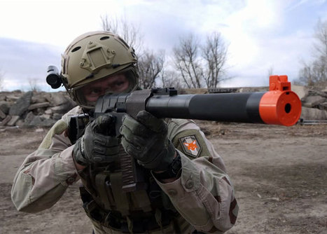 Fox Airsoft: LCT AS Val AEG | Popular Airsoft | Airsoft Showoffs | Scoop.it