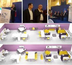 Majencia a reçu le Janus de l'Industrie pour Eklipse, son programme de mobilier innovant | Aménagement des espaces de vie | Scoop.it