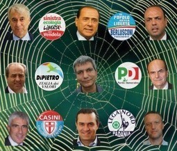 Le Intenzioni di Voto Nell'Era Dei Social Media | Palmares di bloggi Giapponesi Italiani | Scoop.it