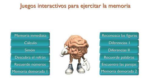 Juegos de entrenamiento de memoria | Las TIC y la Educación | Scoop.it