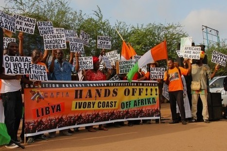 Hands off Africa! | Transformative Space | Scoop.it