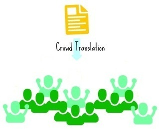 Is Crowd Translation the New Thing? Or Will it Die Hard?!   Dana Translation   Scoop.it