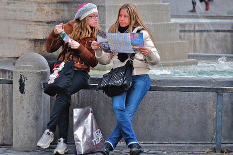 La France rate-t-elle le tournant de l'e-tourisme ? | loire valley | Scoop.it