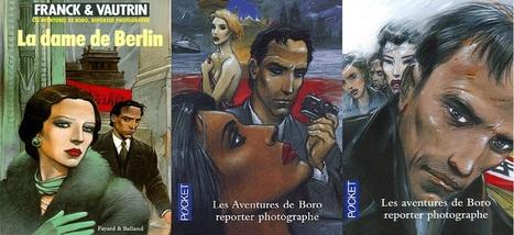 Dan Franck: «La plume de Vautrin était une plume de combat»   À toute berzingue…   Scoop.it
