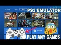 ps3 emulator pc download utorrent