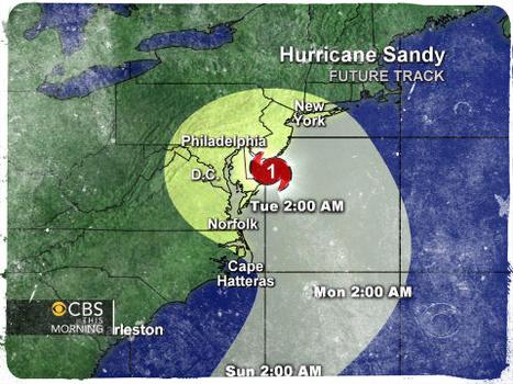 NJSBA: Responding to Hurricane Sandy   @iSchoolLeader Magazine   Scoop.it