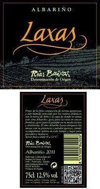 As Laxas añade códigos QR a sus vinos - Alimarket | VIM | Scoop.it