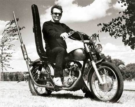 DejaView | Motorcycle Classics.com | Easy Rider on a 1966 Ducati Monza 250 | Ductalk Ducati News | Scoop.it