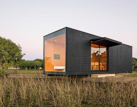 Prefab House Mini Modern by MAPA | PROYECTO ESPACIOS | Scoop.it