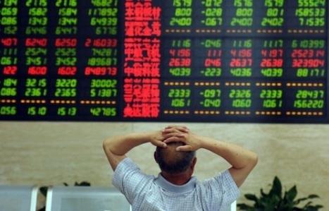 La Chine évite un vrai krach boursier mais va en payer le prix   Think outside the Box   Scoop.it