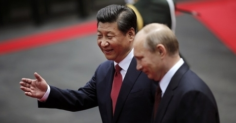 Rencontre des présidents chinois et russe avant le sommet de l'OCS ' Histoire de la Fin de la Croissance ' Scoop.it