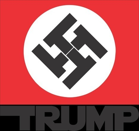 My collection of Donald Trump (Nazi) logos (with a few good Hitler quotes as a bonus) | Brian's Science and Technology | Scoop.it