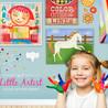 How-To's & Kid's Room Decor Ideas!
