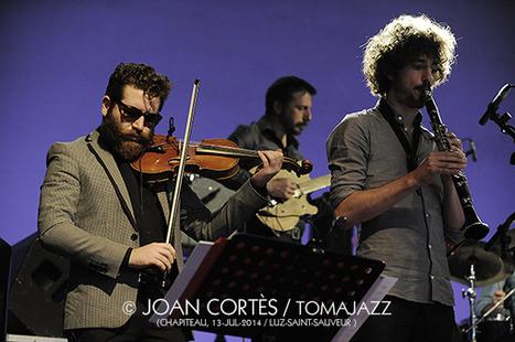 24 Festival D'Altitude Jazz À Luz (II) (Luz Saint-Sauveur, França, 13-7-2014) | JAZZ I FOTOGRAFIA | Scoop.it