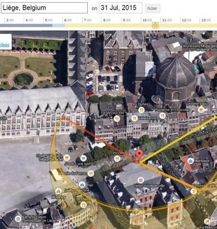 Déterminer/vérifier à quelle heure a, approximativement, été prise une photo? | Formation multimedia | Scoop.it