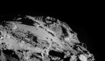 Passeggiare tra le rocce della cometa | astronotizie | Scoop.it