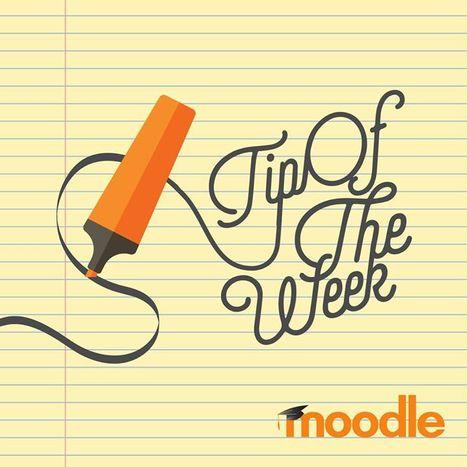 Guidelines for contributors - MoodleDocs | Moodle i Mahara | Scoop.it
