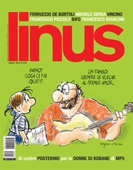 linus e io... - Lo Spazio Bianco | DailyComics | Scoop.it