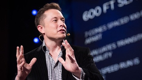 Elon Musk, un recrutement réussi en 3 étapes | Opensourcing.fr | Scoop.it