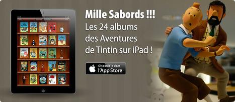Tintin - Site officiel | FLE: CULTURE ET CIVILISATION-DIDACTIQUE | Scoop.it