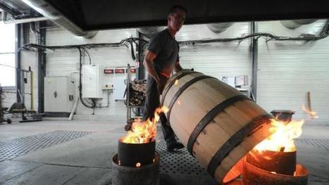 How France dominates oak barrel trade for fine wines   Le Vin en Grand - Vivez en Grand ! www.vinengrand.com   Scoop.it