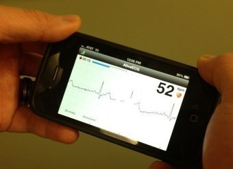 Using Mobile Health Apps to Diagnose Heart Problems | mobile app devolpment | Scoop.it